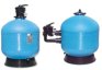 Sand Filters made by Aquant France / China