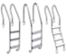 Stainless Steel Ladders Made by Aquant France/China