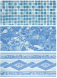 Swimming Pool Mosaic Tiles & Borders